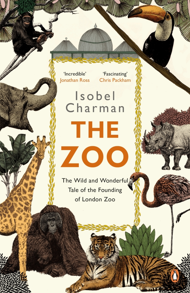 #StevesLibrary - The Zoo