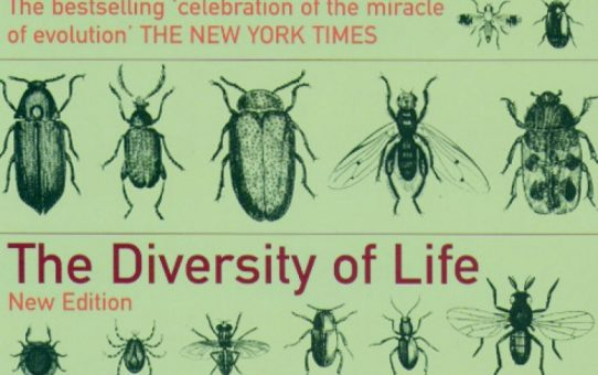 #StevesLibrary: The Diversity of Life