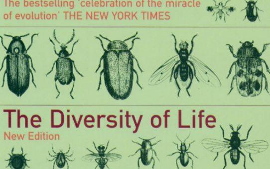 #StevesLibrary: The Diversity of Life